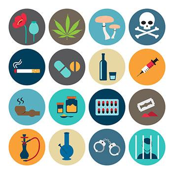 اعتیاد به مواد مخدر و درمان آن در یک نگاه