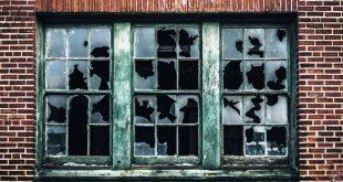 نظریه پنجره شکسته