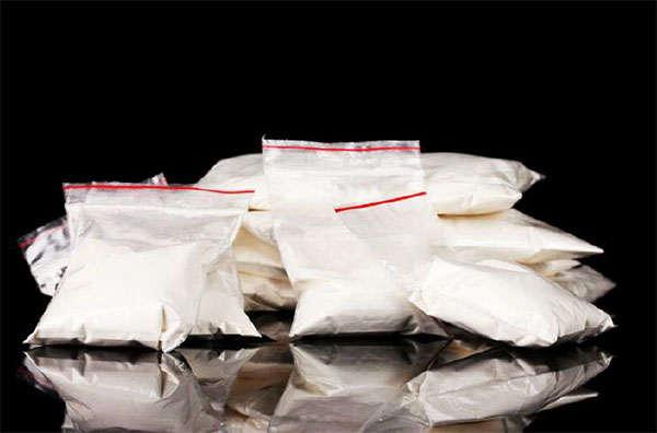 اوردوز کوکائین