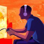 اعتیاد به بازی های اینترنتی